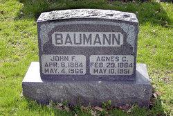 John Ferdinand Baumann