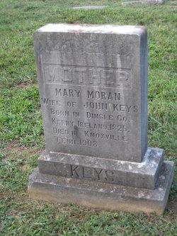 Mary <i>Moran</i> Keys