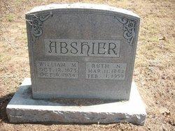 William M. Abshier