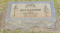 Dalbert L. Alexander
