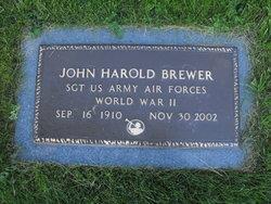 John Harold Brewer