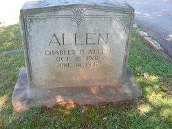 Charles P Charley Allen