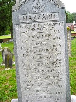 Alphonso Hazzard, Jr
