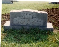 Oma Jane <i>Emery</i> Howe