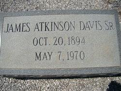 James Atkinson Davis, Sr