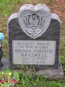 Brenda <i>Johnson</i> Braswell