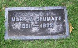 Mary A Shumate