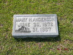 Mary H. Anderson