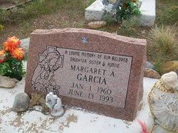 Margaret A Garcia