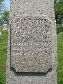 Harriet D. Cobb
