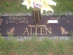 Janet Gale <i>Byerly</i> Allen