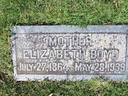 Elizabeth <i>Lorton</i> Boyd