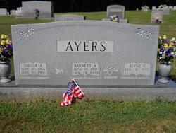 Alyne <i>Coalson</i> Ayers