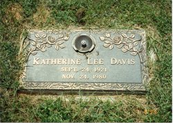 Katherine Lee Davis