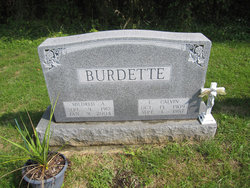 Edgar Calvin Burdette