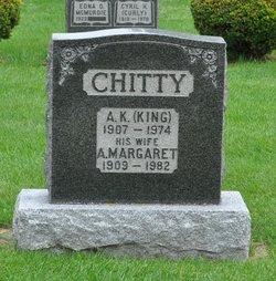 A K (King) Chitty