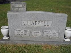 Lummie <i>Webb</i> Chappell