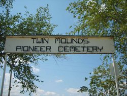 Twin Mounds Pioneer Cemetery