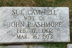 Sue <i>Campbell</i> Ashmore