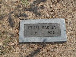 Ethel Barley