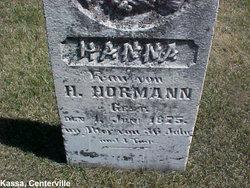 Hanna Hormann