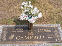 Adger S Campbell