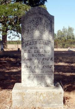 Mary Jane <i>Luckey</i> Eiland
