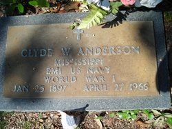 Clyde Wane Anderson