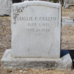 Sallie Elsie <i>Kyle</i> Cullen