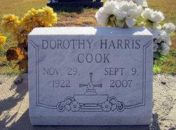 Dorothy Mildred <i>Harris</i> Cook