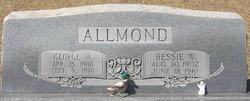 Bessie <i>Williamson</i> Allmond