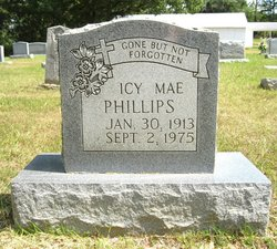Icy Mae Phillips