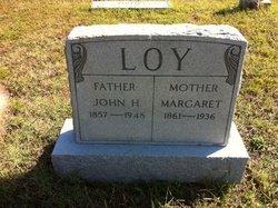 Margaret Albertine <i>Christman</i> Loy