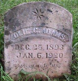 Olie C. Adams