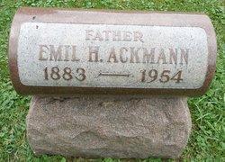Emil H Ackmann