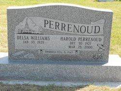 Harold H Perrenoud