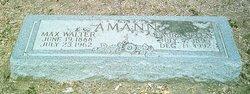 Laura Helen <i>Lee</i> Amann