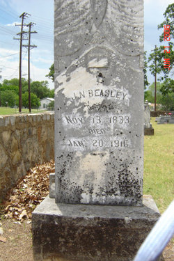 Joseph Newton Newt Beasley