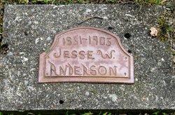 Jessie W. Anderson