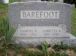Loretta Rettie <i>Beegle</i> Barefoot