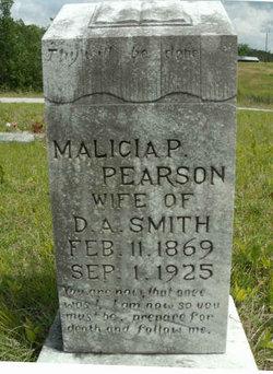 Malissa P. <i>Pearson</i> Smith