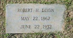 Robert Hadley Dixon