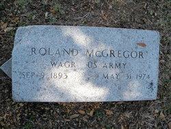 Roland McGregor