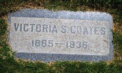 Victoria S <i>Hudson</i> Coates