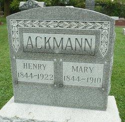 Henry Ackmann