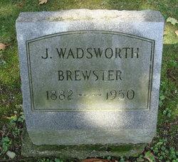 John Wadsworth Brewster