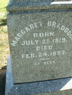 Margaret <i>Durbin</i> Braddock