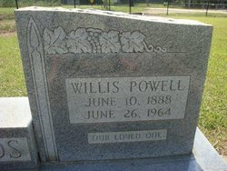 Willis Powell Edmonds