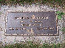 Harold Fredrick Reuter