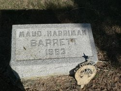 Maud <i>Harriman</i> Barrett